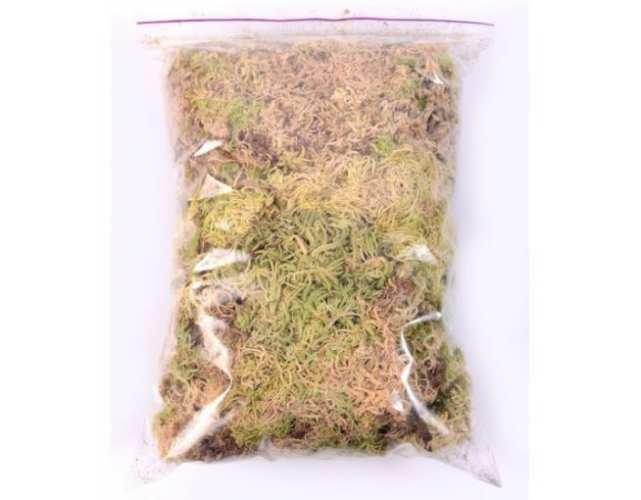 Новозеландский мох сфагнум 1л