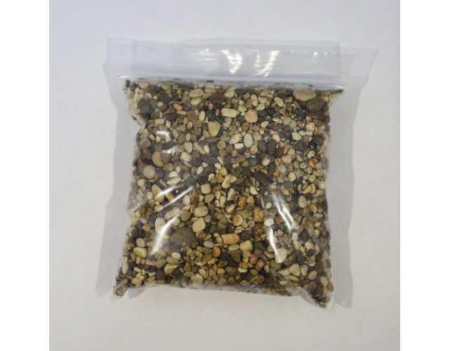 Декоративная крошка серая (натуральные камни) 50мл