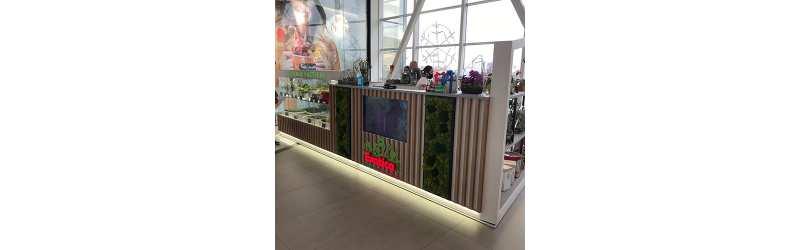 Открытие второго магазина Exotica в Москве